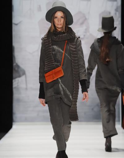 Mercedes-Benz Fashion Week Russia: ХакаМа, осень-зима 2012/13