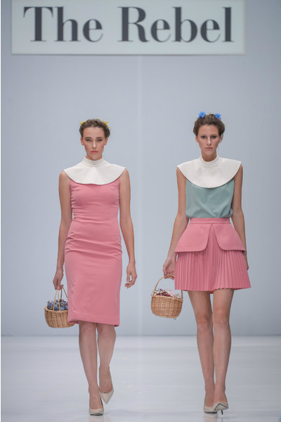 Молодые дизайнеры на Неделе моды в Москве | галерея [1] фото [2]