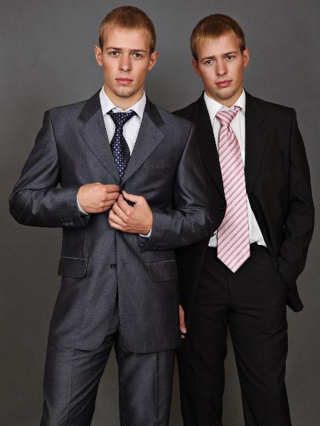 Кирилл и Виктор Сычуговы, близнецы Тулы