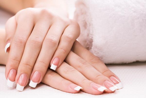 Укрепление ослабленных ногтей
