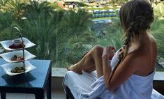 Где отдыхает Дарья Пынзарь? Повторяем звездный отпуск!
