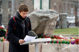 """Акция памяти жертв сталинских репрессий """"Возвращение имен"""""""
