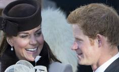 Принц Гарри рассекретил пол будущего наследника