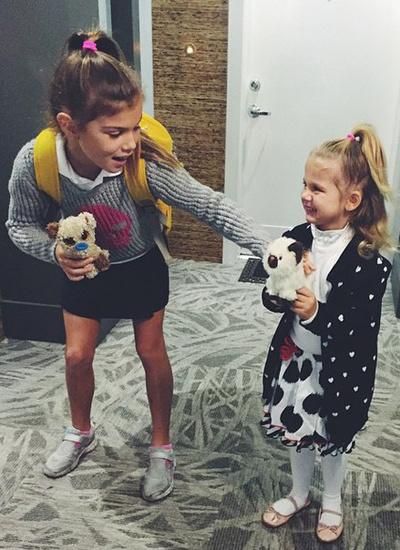 Дети Анны Седаковой фото