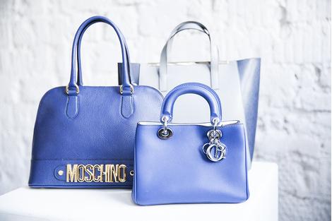 Сумка, Moschino, 70 400 руб.; сумка, Coccinelle, 18 450 руб.; сумка, Dior, 155 000 руб.