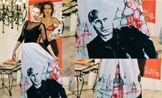 Эксклюзивное платье с Путиным шьют для Юли Михалковой