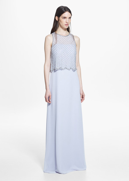 Платье Mango, 11 499 руб.