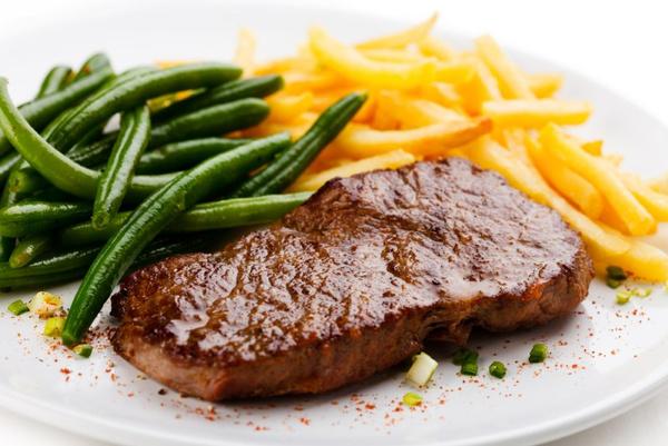 Отбивные из говядины: рецепт приготовления