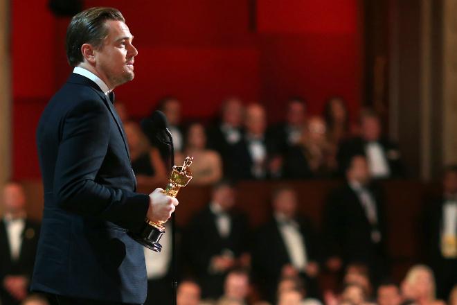 Леонардо Ди Каприо получил первый Оскар