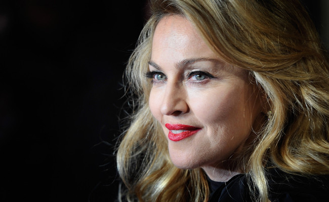 Мадонна певица