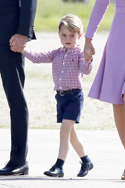 Эксперты объяснили, зачем принца Джорджа отдают в школу в 4 года
