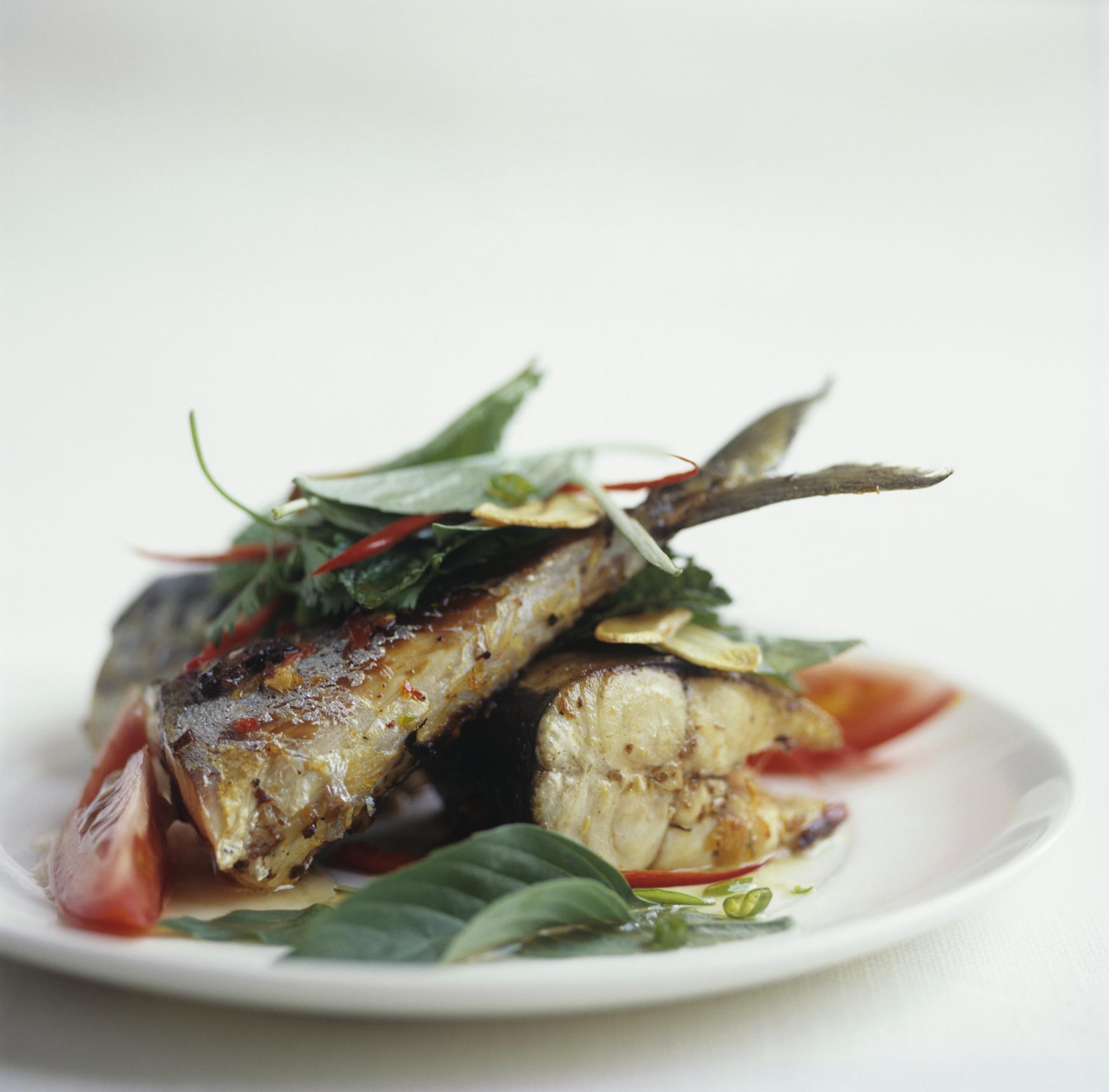 Скумбрия тушеная с овощами рецепт пошагово в