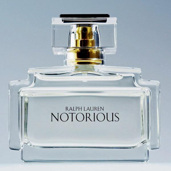 Новый долгожданный аромат Notorious, Ralph Lauren, несомненно, заставит заговорить о вас. Заговорить не просто, а с восхищением!