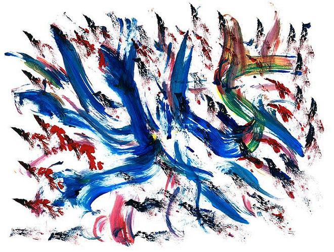 Интуитивная картина «Джарна-Кала»