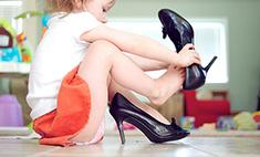 Детская неделя моды – 17 осенних образов от юных моделей