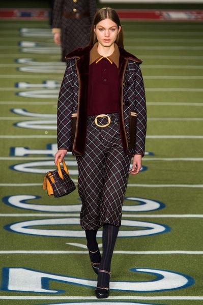 Показ Tommy Hilfiger на Неделе моды в Нью-Йорке | галерея [2] фото [9]