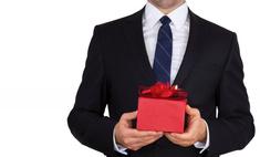 Подобрать подарок олигарху