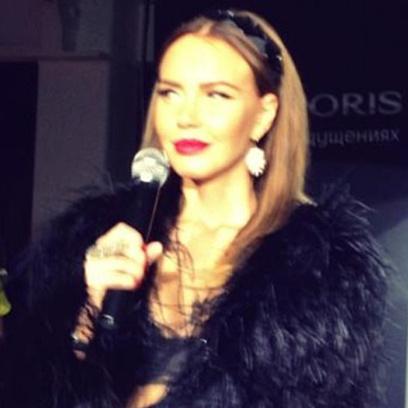 Маша Малиновская фото 2013