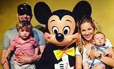 Трехлетний сын звезды сериала «Мятежный дух» борется с раком