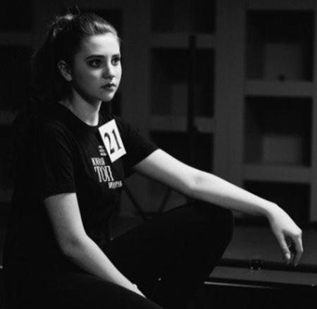 Ольга Меренкова, «Юная топ-модель Екатеринбурга-2016», фото