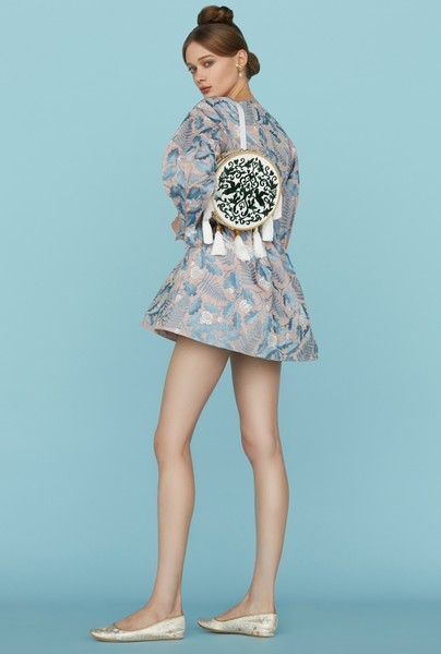 Ульяна Сергеенко представила новую коллекцию на Неделе высокой моды в Париже | галерея [1] фото [12]