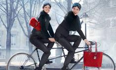 Коко Роша в осенней рекламной кампании Longchamp