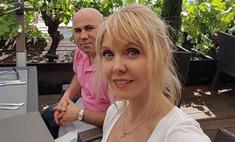 Певица Валерия в восторге от Волгограда