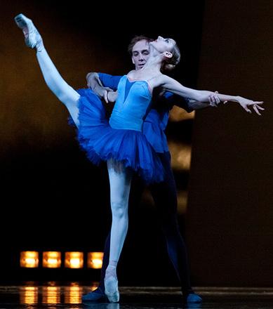 Вероника Селиванова, балерина, фото