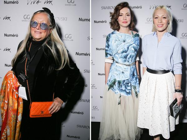 Татьяна Михалкова/Татьяна Геворкян и Аврора