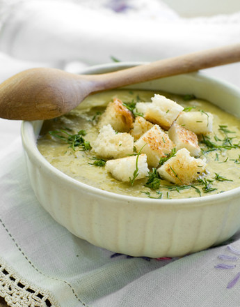 Рецепт крем-супа из баклажанов