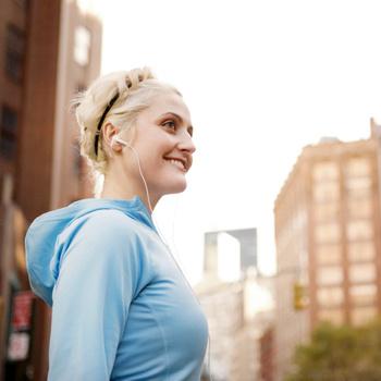 Во время занятий спортом не хватайте воздух ртом как рыба. Сбившееся дыхание – не признак серьезной нагрузки.