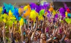 Фестиваль красок Холи в Казани: 12 причин вернуться в детство