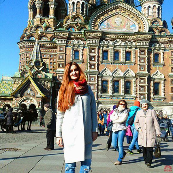 Уроженка Петербурга представит Молдавию на Евровидении: фото, видео, подробности