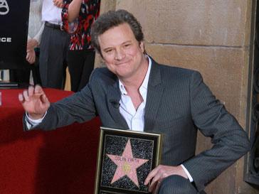 Колин Ферт (Colin Firth) посвятил все свои достижения супруге