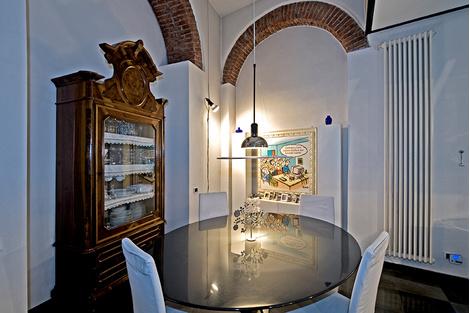 Топ-10: дизайнерские квартиры в Милане | галерея [7] фото [4]