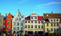 Выходные в Эстонии: пролетая над Таллином