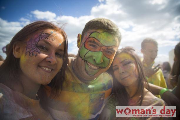 Color Fest-2014 в Уфе, Фестиваль красок в Уфе