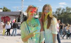 Фестиваль красок в Самаре: чумазая радуга и яркие кадры