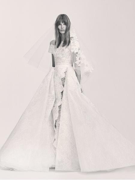 Лучшие коллекции Недели свадебной моды   галерея [12] фото [8]