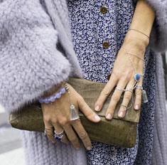 Зимний гардероб: теплые и красивые платья на каждый день