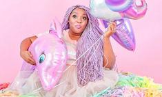 Цветное безумие: дом девушки, мечтающей о единорогах