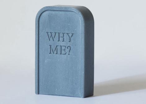 Мыло Why me?, Seletti, магазины Design Boom, www.seletti.it