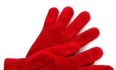 Как связать зимние перчатки
