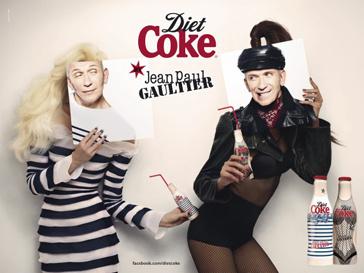 При создании дизайна бутылки Жан Поль Готье (Jean Paul Gaultier) вдохновлялся Мадонной (Madonna)