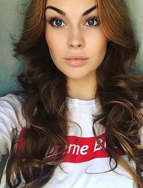 Ульяна Сергеева - участница конкурса «Мисс Виртуальная Россия»