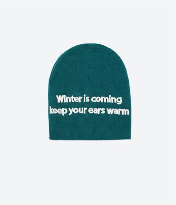 шапка с текстом
