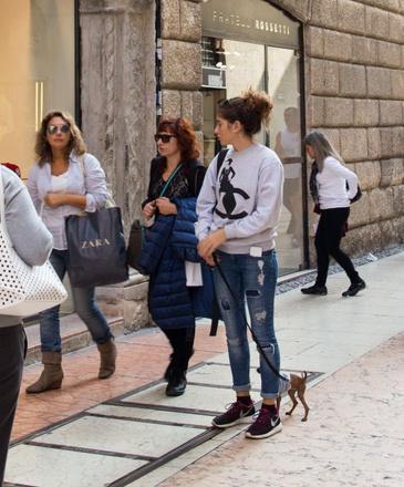 Италия, Уличный стиль