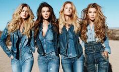 Мода на деним: рекламная кампания Guess осень-2013