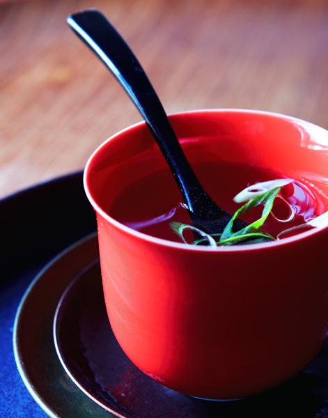 Растворимые каши и супы