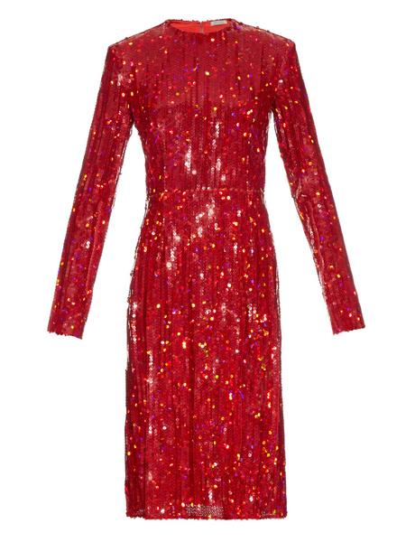 100 самых красивых платьев из осенних коллекций | галерея [1] фото [60]
